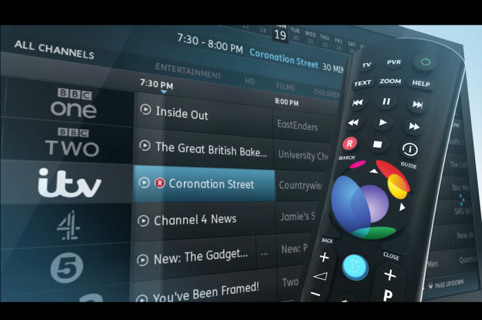 BT Negotiating to Buy YouView